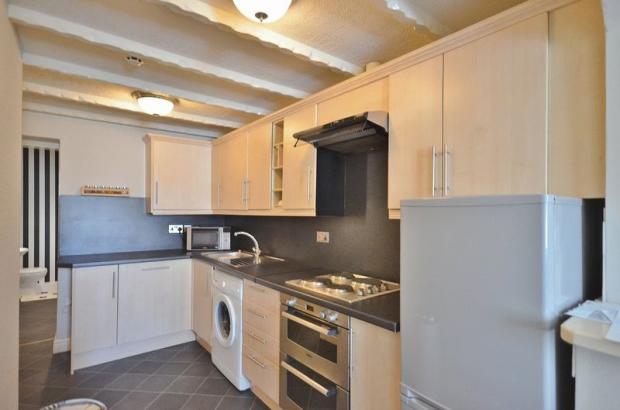 Flat A - Kitchen