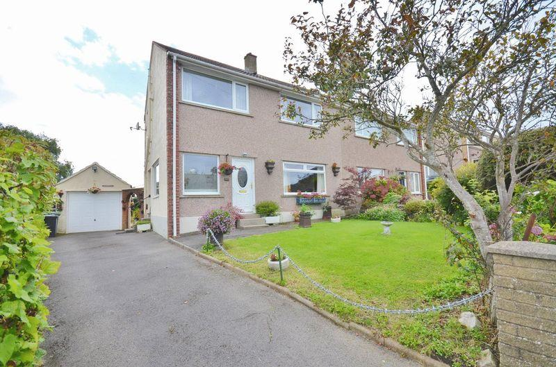 3 bedroom semi detached house for sale in west croft for Modern homes workington