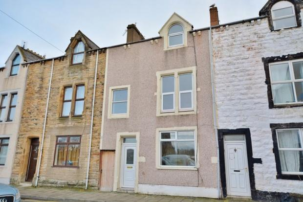4 bedroom detached house for sale in falcon place for Modern homes workington