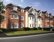 Trenchard Close new Apartment for sale