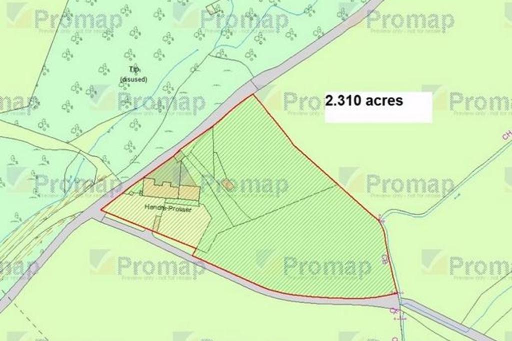 Land Plan & Boundary