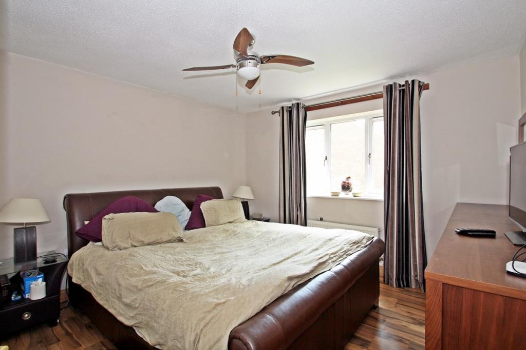 Master Bedroom with