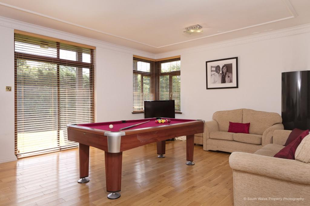 Family & Games Room