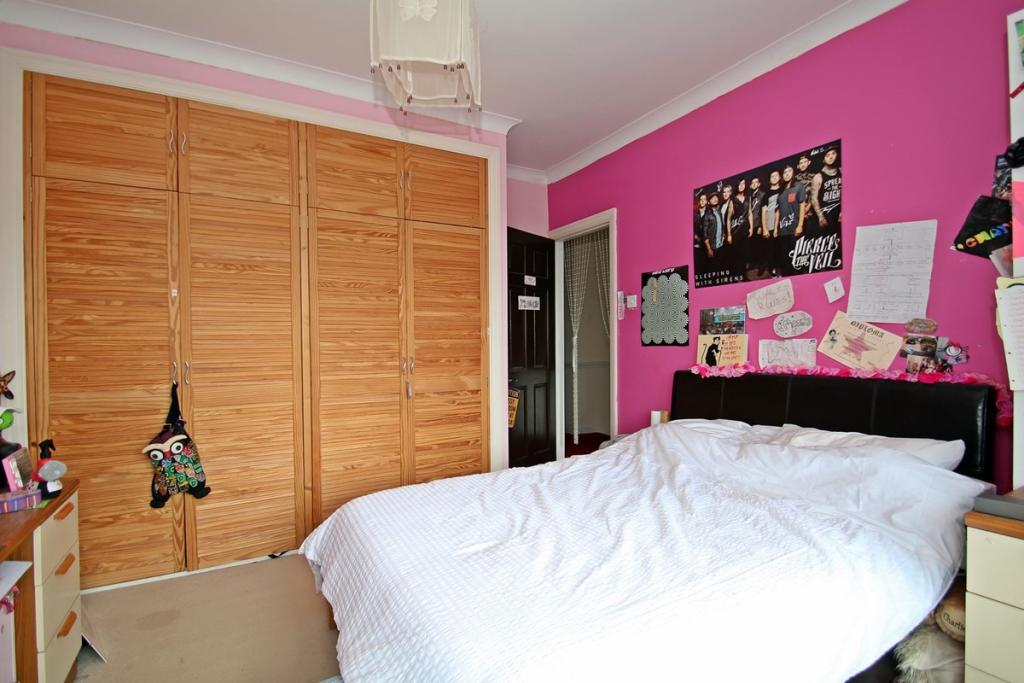 Second Bedroom With