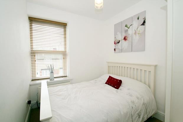 Bedroom 3 with front