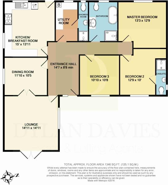 **COLOUR FLOOR PLAN*