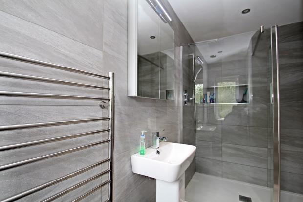 Bedroom Two En-suite
