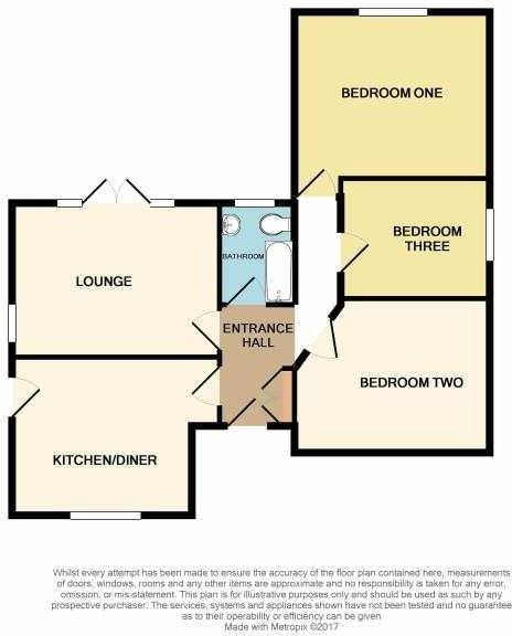 Ashingdon Road floorplan