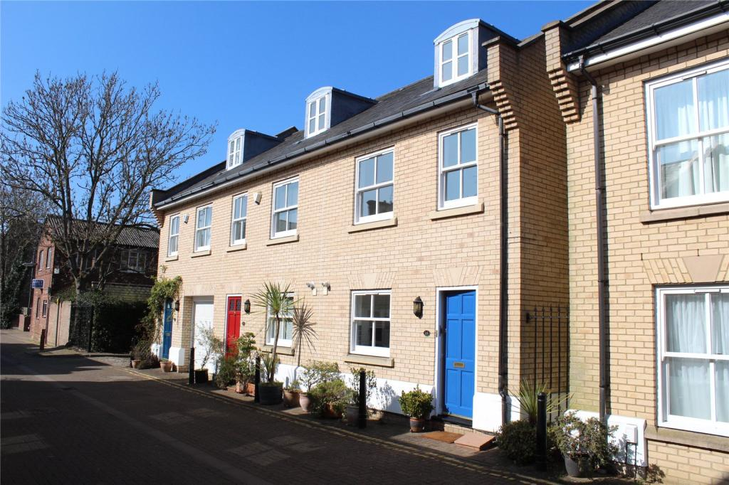 3 Bedroom House For Sale In Cambridge Place Cambridge Cb2
