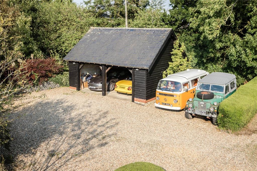 Cart Lodge & Parking