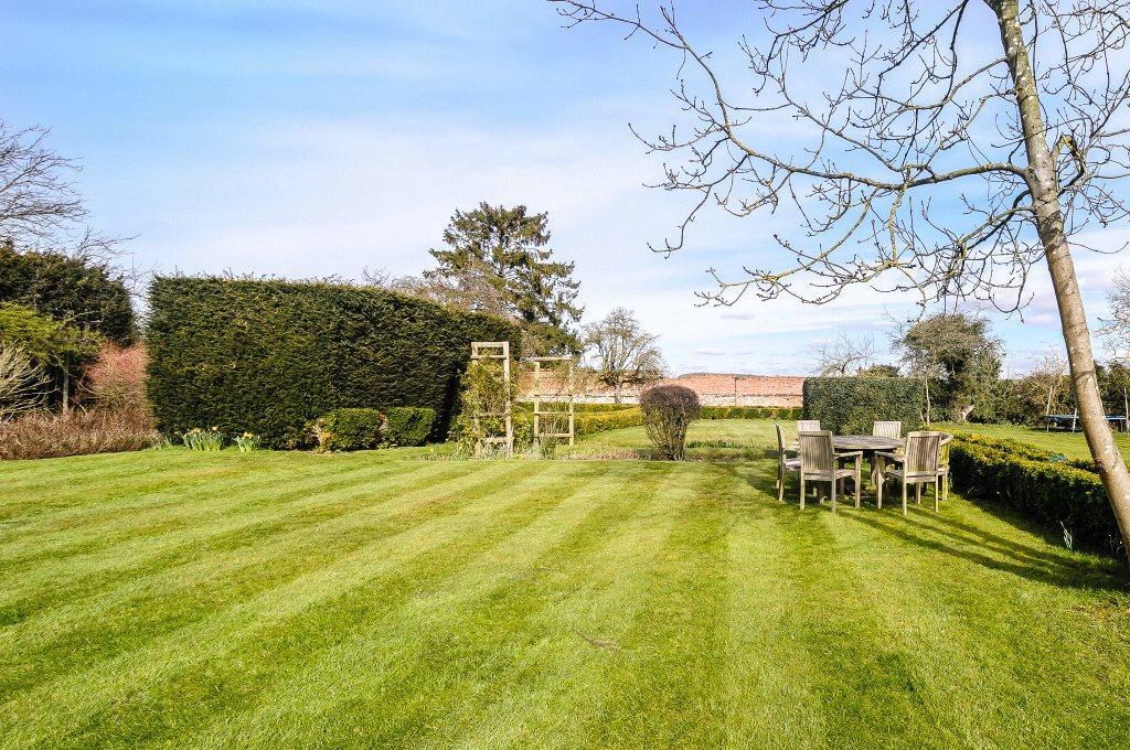 Walled Garden View
