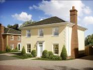 4 bedroom new property for sale in Castle Brooks...