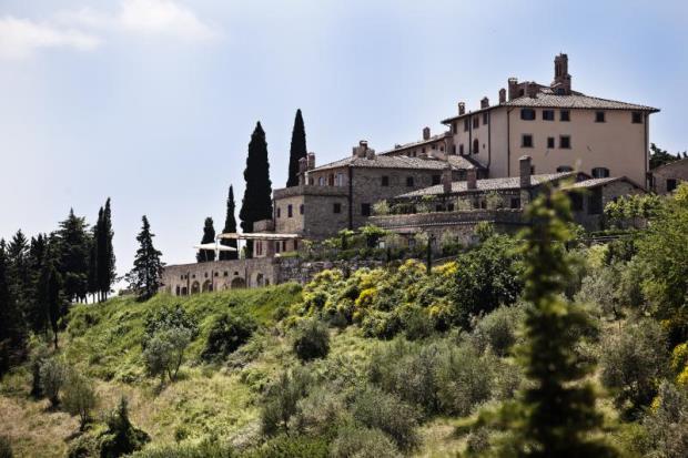 Strozzi Castle