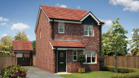3 bed new property in Cleveland Road, Leyland...