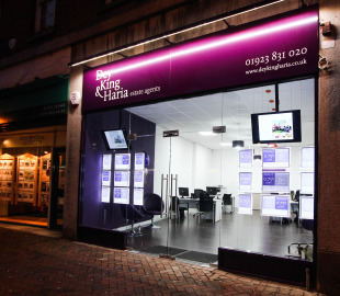 Dey King and Haria Estate Agents, Watfordbranch details