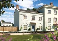 4 bed new property for sale in Forest End...
