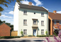 4 bed new home in Forest End...