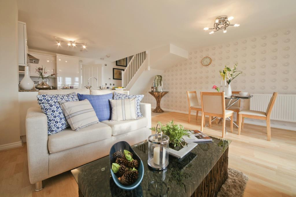 2 Bedroom End Of Terrace House For Sale In Stenson Road