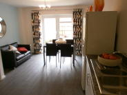 3 bed new property in John Clare Close...
