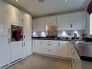 4 bed new property in Stirling Road, Kilsyth...