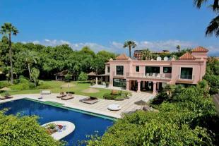 Villa in El Paraiso Barronal...