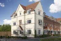 3 bed new property in Galley Hill View...