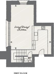 First Floor Mezzazin