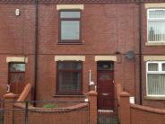 Terraced home to rent in Warrington Road, Abram...