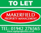 Makerfield Property Management, Ashton-In-Makerfield branch logo
