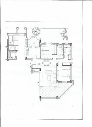 Plan of Apartment 1