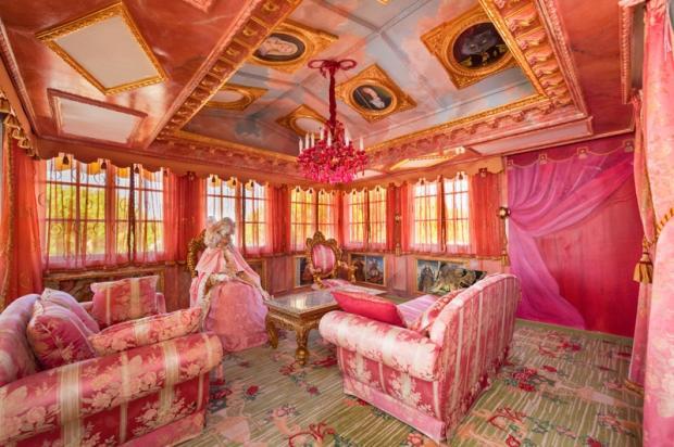pink room a