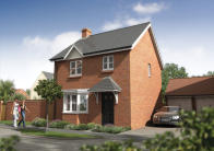 3 bed new house for sale in Cold Pool Lane...
