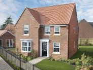 4 bed new home for sale in Quarry Lane, Branton, DN3