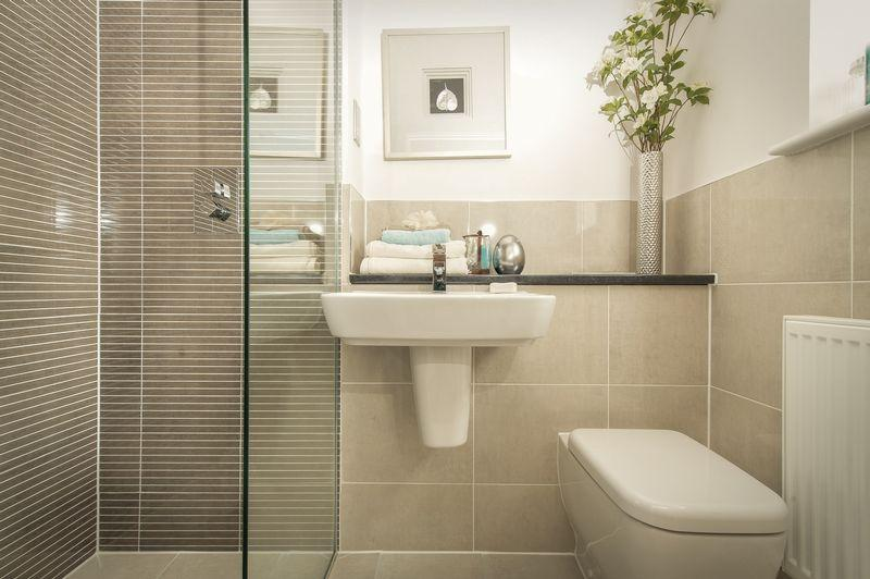 Show Home Bathroom  middot  Show Home En Suite. 4 bedroom detached house for sale in Murrell Gardens  Barnham