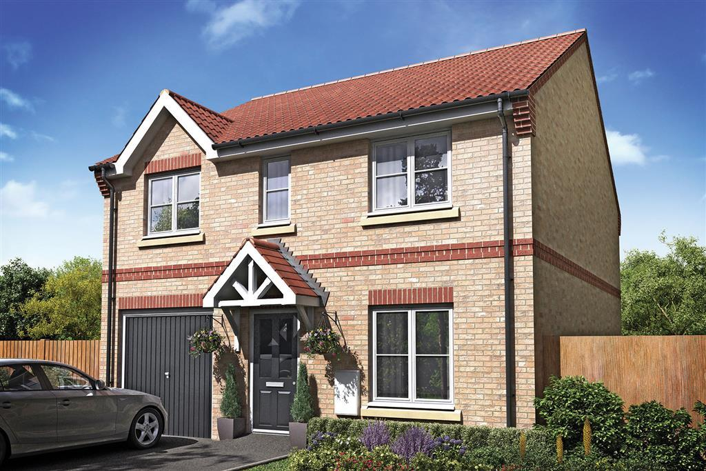 A typical Taylor Wimpey property