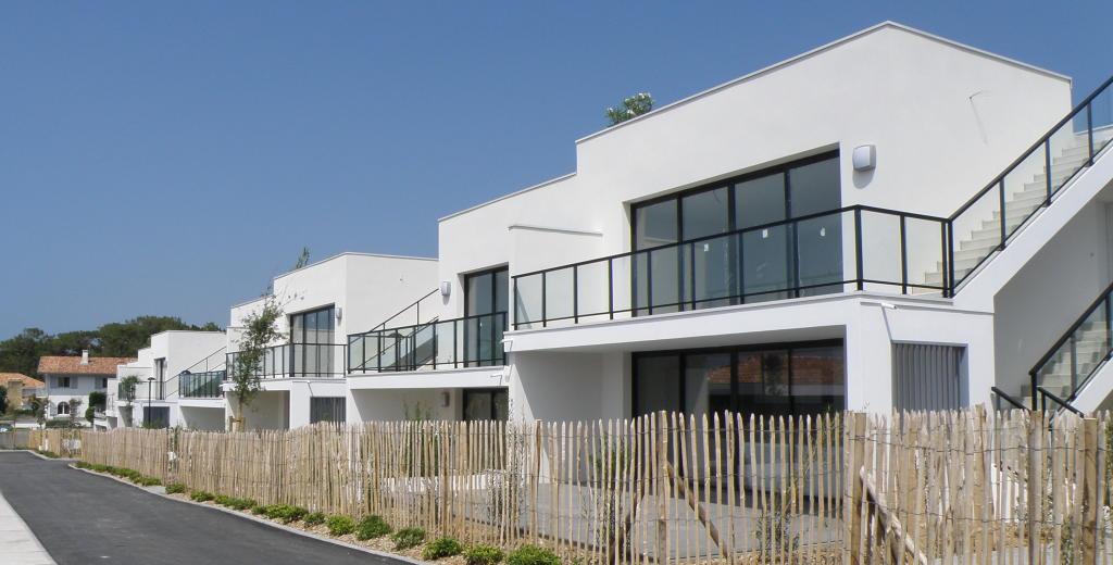new development for sale in Aquitaine...