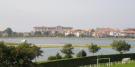 Hendaye harbour