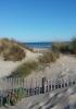 Carnon beach