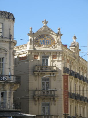 MontpellierOld Town