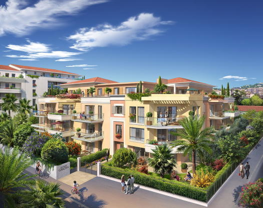 New build Cannes