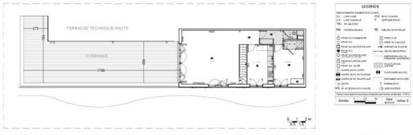 112 sqm terrace