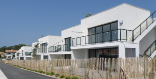 new development for sale in Aquitaine...
