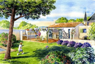 new development in Languedoc-Roussillon...