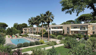 2 bed new Apartment in St-Raphaël, Var...