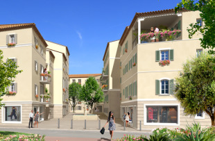 2 bed new Apartment in Provence-Alps-Cote...