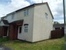 End of Terrace house to rent in Webber Close, Ogwell