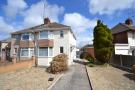 Rodney Crescent semi detached house for sale