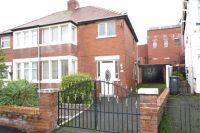 semi detached property in Blackpool, Lancahire, FY4