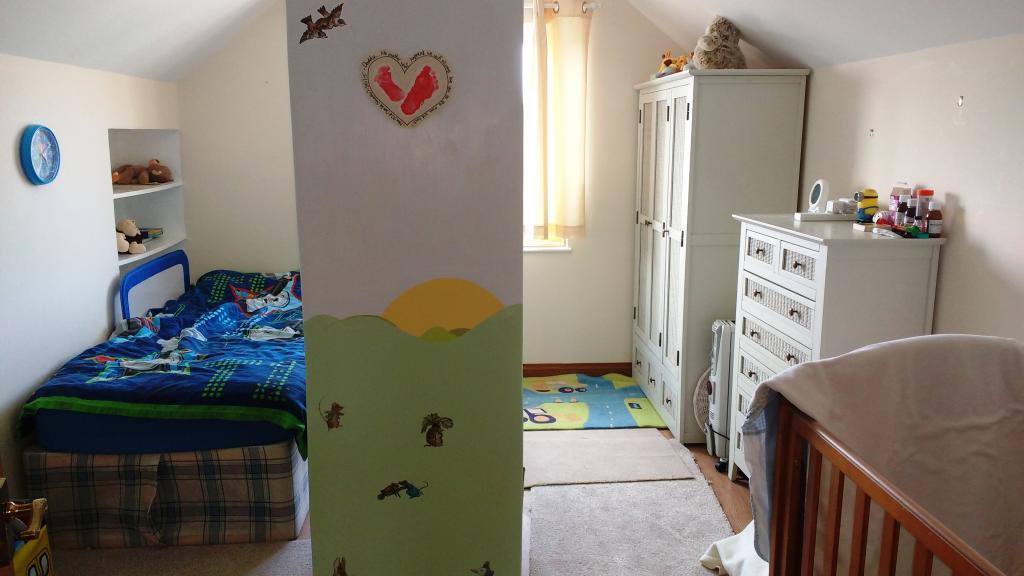 1st Floor Bed 4