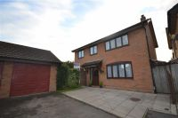 Detached house in Rowan Close, St Albans...